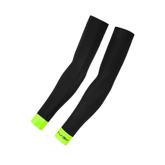Funkier Coparro Arm Warmer - Black/Yellow