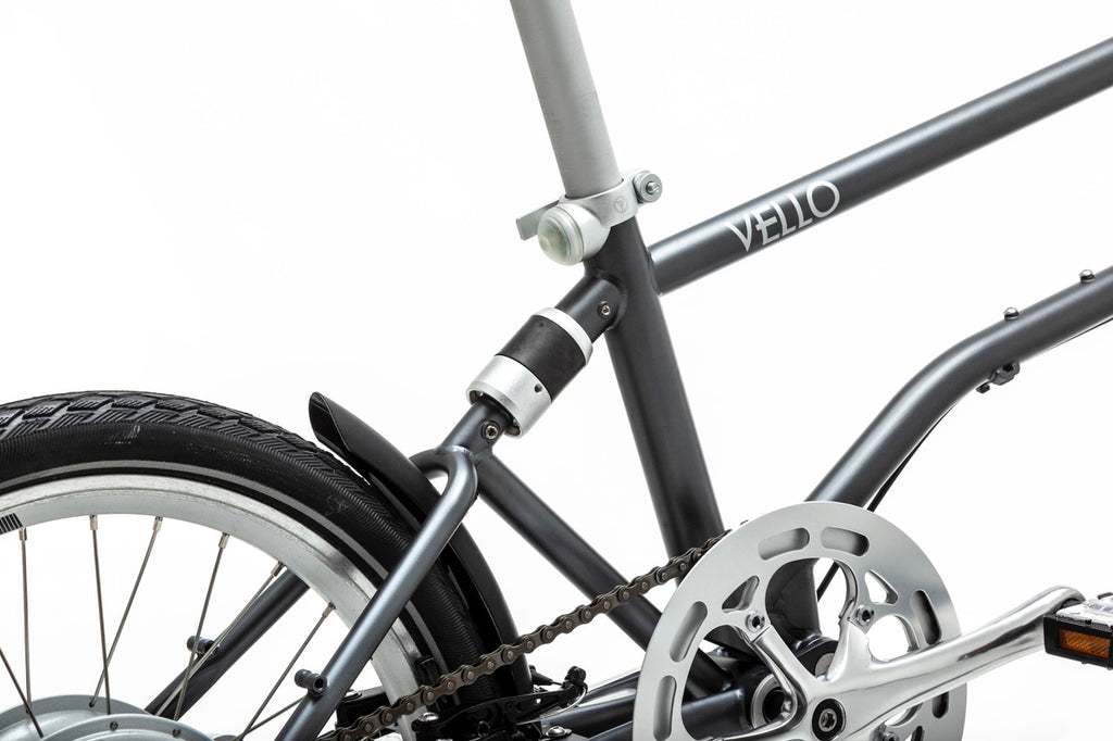 Vello Bike+ Chain Drive Electric Folding Bike (Ex Demo)