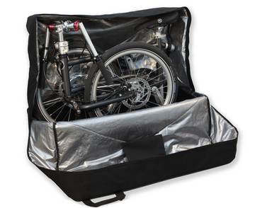 Vello Ultra Transport Bag with Wheels (Padded) - SpinWarriors