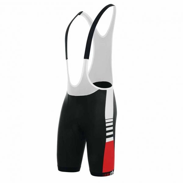 Zero rh+ Legend Bibshort - Black/White/Red