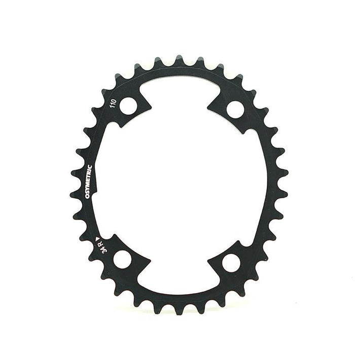 Osymetric Shimano 4 Bolt BCD 110mm - 34T Chain Ring