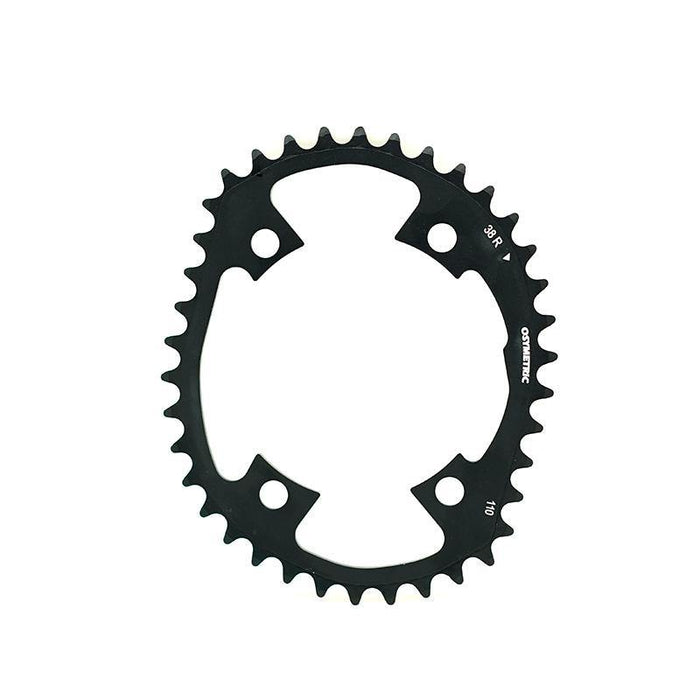 Osymetric Shimano 4 Bolt BCD 110mm - 38T Chain Ring