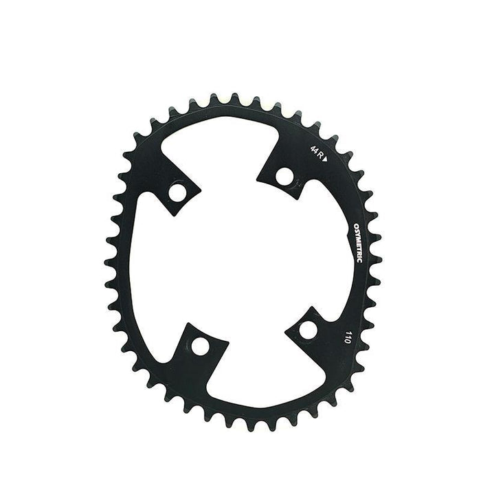 Osymetric Shimano 4 Bolt BCD 110mm - 44T Chain Ring