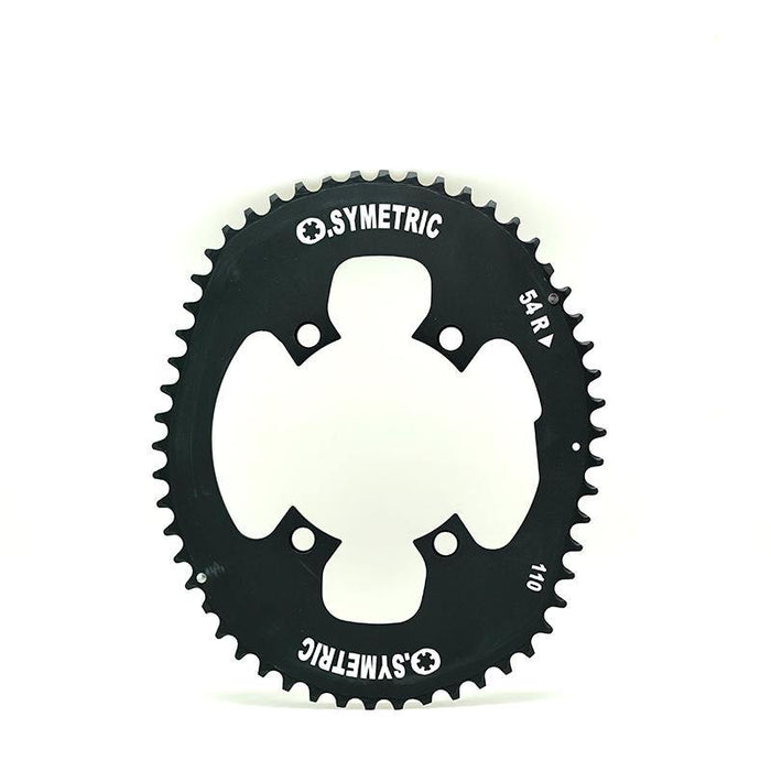 Osymetric Shimano 4 Bolt BCD 110mm - 54T Chain Ring