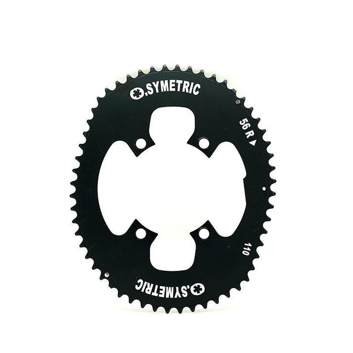 Osymetric Shimano 4 Bolt BCD 110mm - 56T Chain Ring