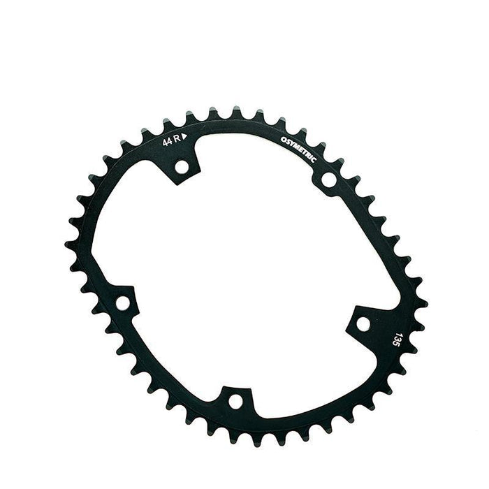 Osymetric Campagnolo 5 Bolts BCD 135mm - 44T Chain Ring