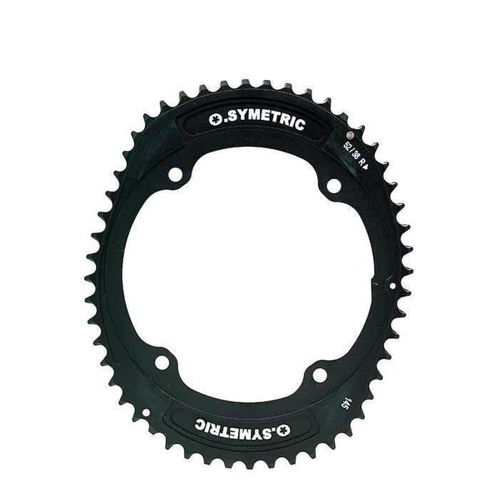 Osymetric Campagnolo 4 Bolts BCD 145mm - 52T Chain Ring