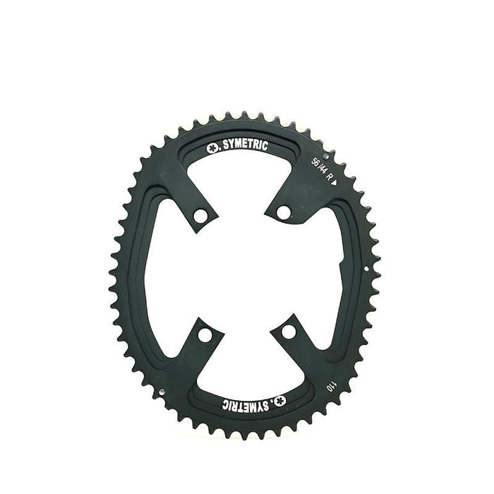 Osymetric New Shimano 4 Bolts BCD 110mm - 56T Chain Ring