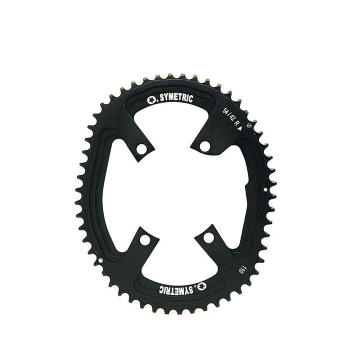 Osymetric New Shimano 4 Bolts BCD 110mm - 54T Chain Ring