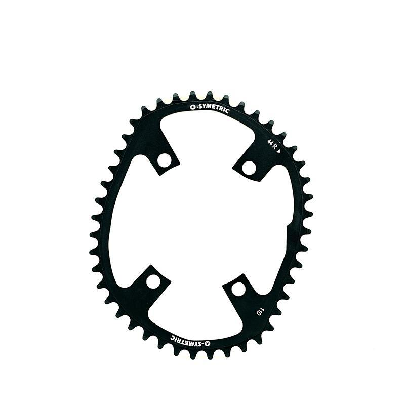 Osymetric New Shimano 4 Bolts BCD 110mm - 44T Chain Ring - SpinWarriors