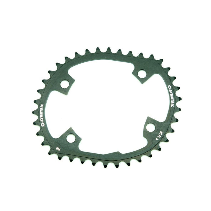 Osymetric New Shimano 4 Bolts BCD 110mm - 38T Chain Ring