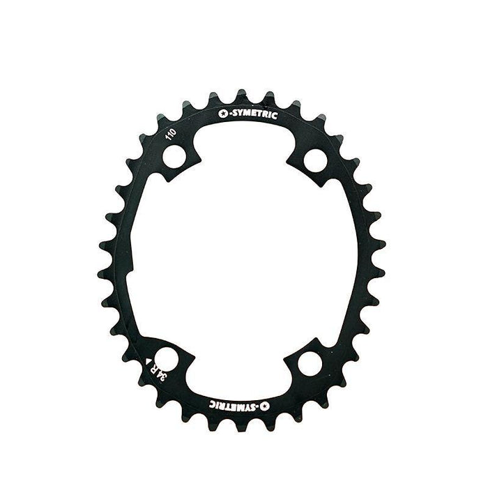 Osymetric New Shimano 4 Bolts BCD 110mm - 34T Chain Ring