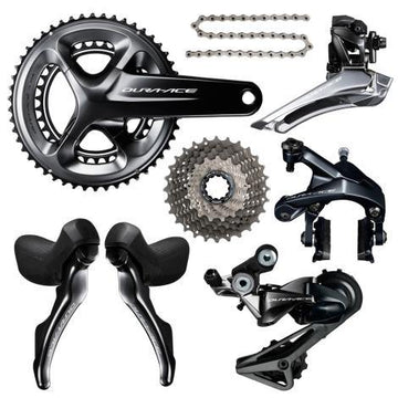 Shimano Dura Ace R9100 11 Speed Groupset - SpinWarriors