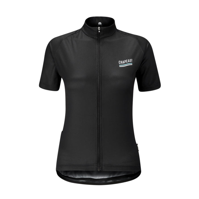 Chapeau! Soulor Woman Logo Jersey - Black