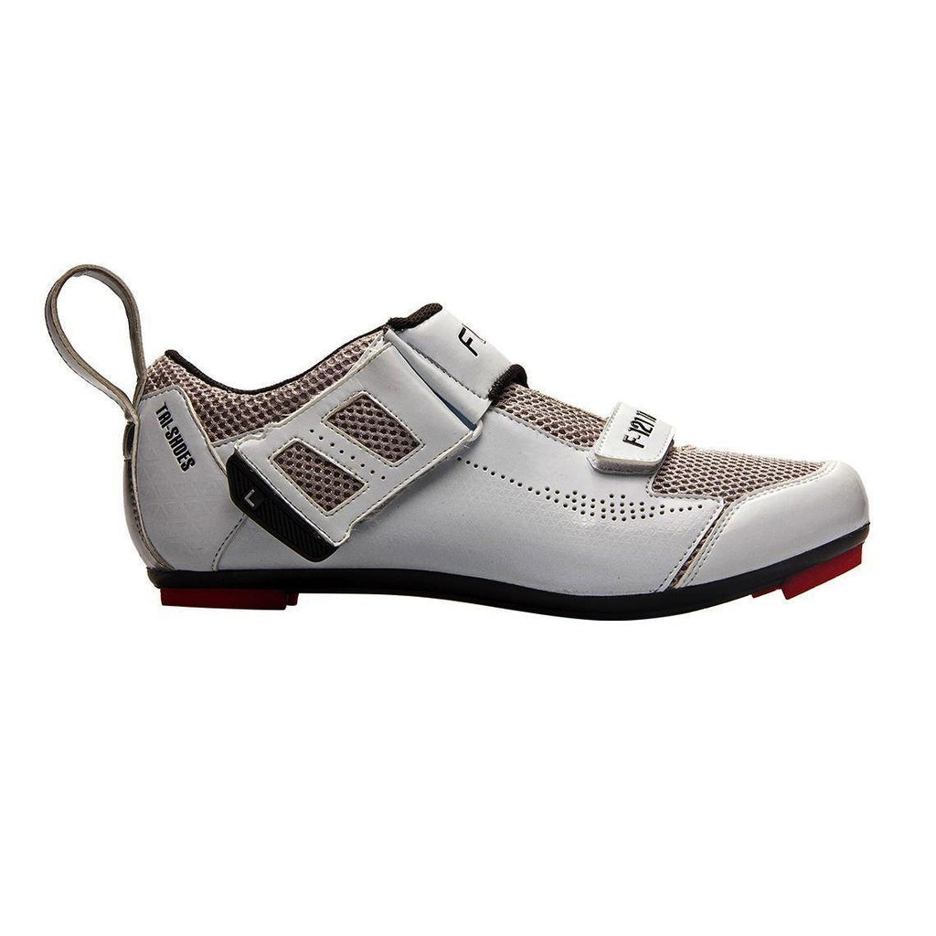 FLR F-121 Triathlon Shoes - White