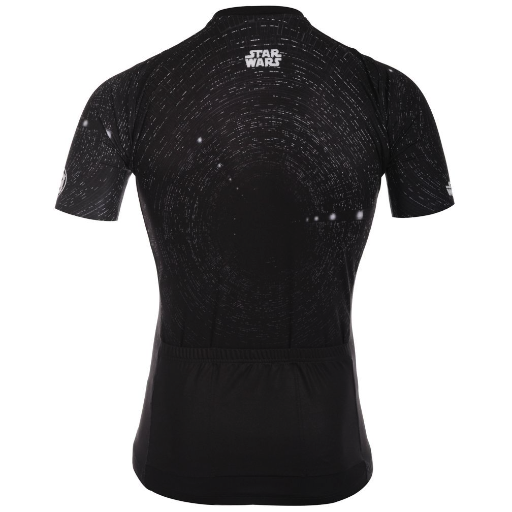 Bioracer Star Wars All Over Print Jersey - Black/White