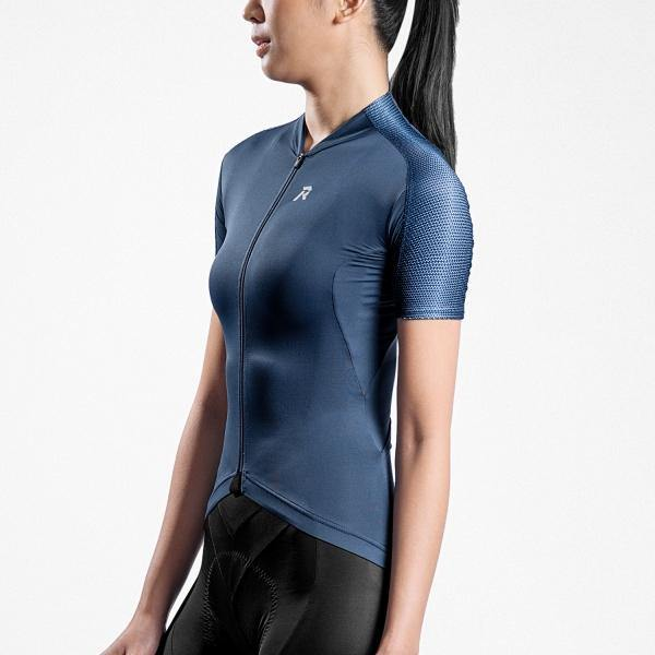 Rema WCT004 Super Light Comfortable Jersey - Blue Ashes
