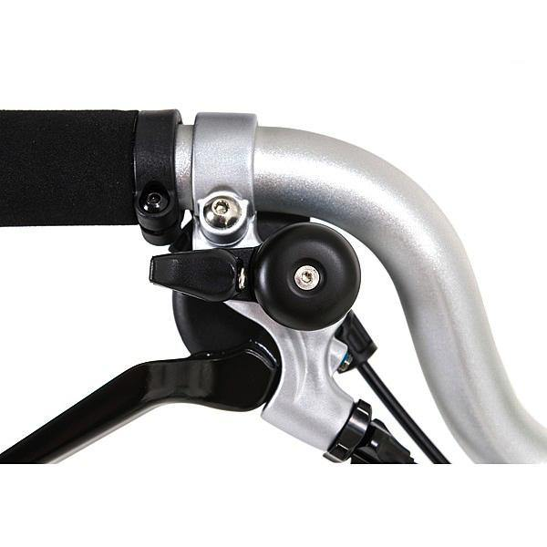 Brompton 2017 Bell & Fittings for Integrated Brake Lever - Black