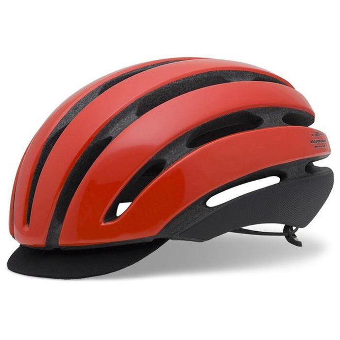 Giro Aspect Helmet - Glowing Red
