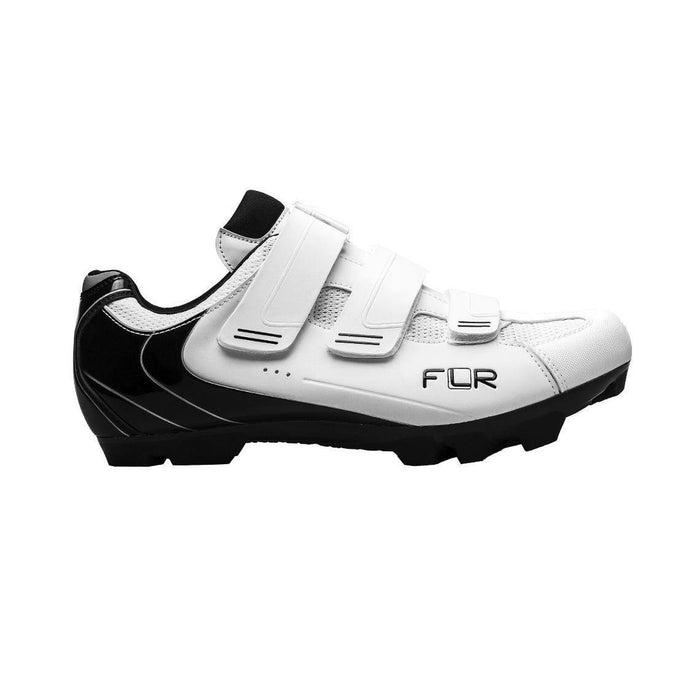 FLR F-55 III MTB Shoes - White