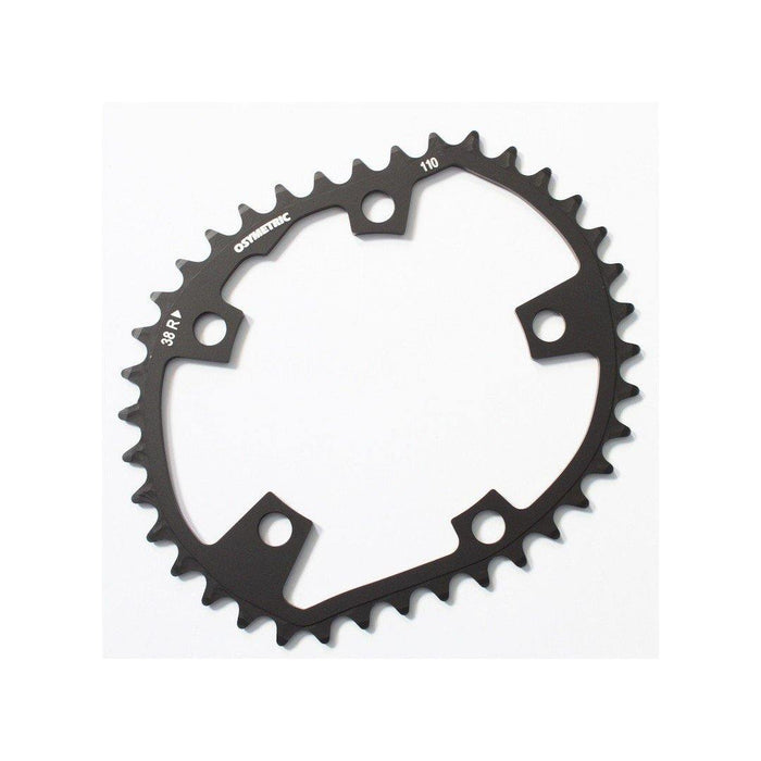 Osymetric 5 Bolts BCD 110mm - 38T Chain Ring