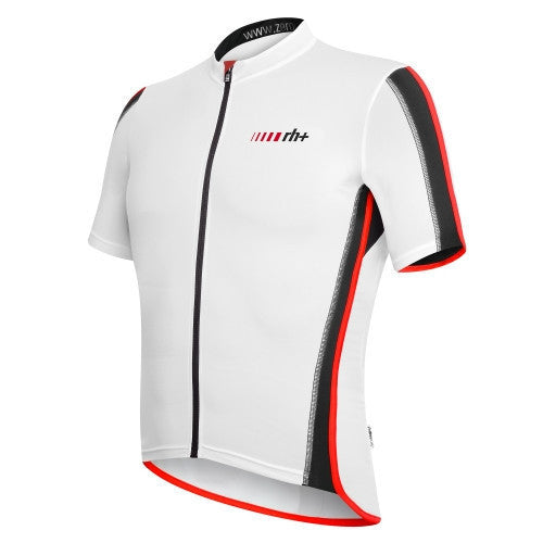 Zero rh+ Sprint Jersey FZ - White/Black/Red