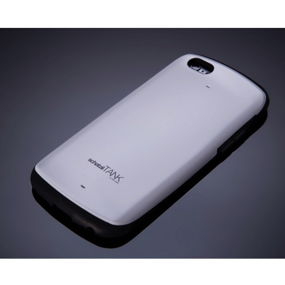Schatzii TANK for iPhone 6/6S - White