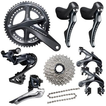 Shimano Ultegra R8000 11 Speed Groupset - SpinWarriors