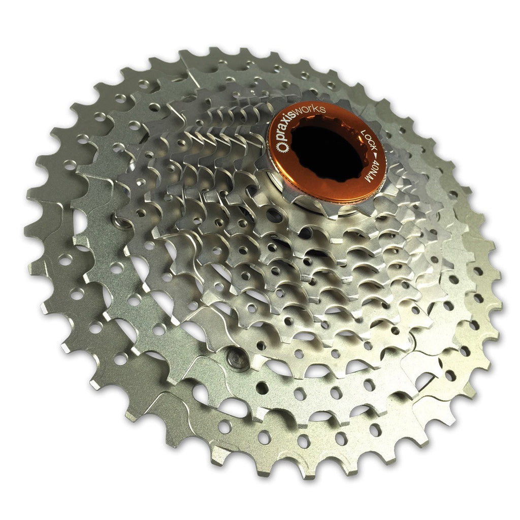 Praxis Works 10 Speed 11-40 MTB Cassette