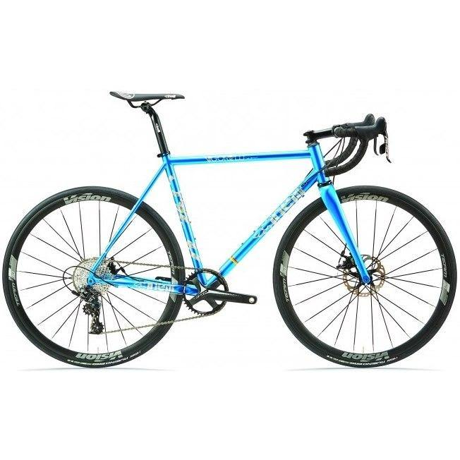 Cinelli Vigorelli Road Disc - Electron Blue
