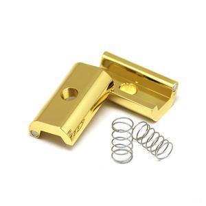 novdesign Brompton Easy Shell Clamp - Gold - SpinWarriors
