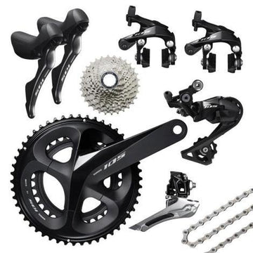 Shimano 105 R7000 11 Speed Groupset - SpinWarriors