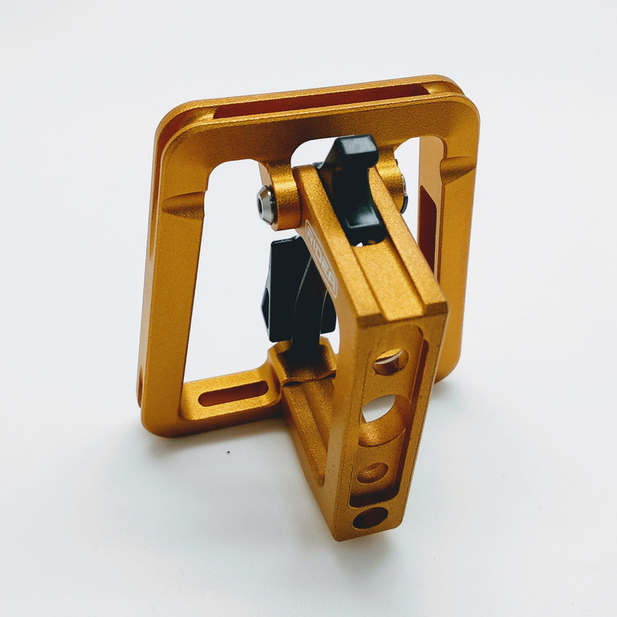 Ridea FCB1-CB Brompton Front Carrier Block - Gold - SpinWarriors