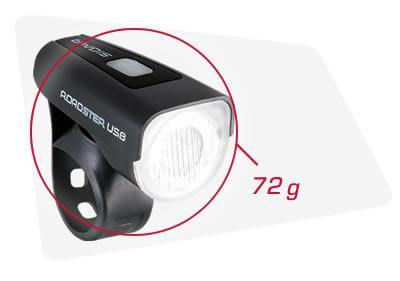 Sigma Roadster USB Front Light