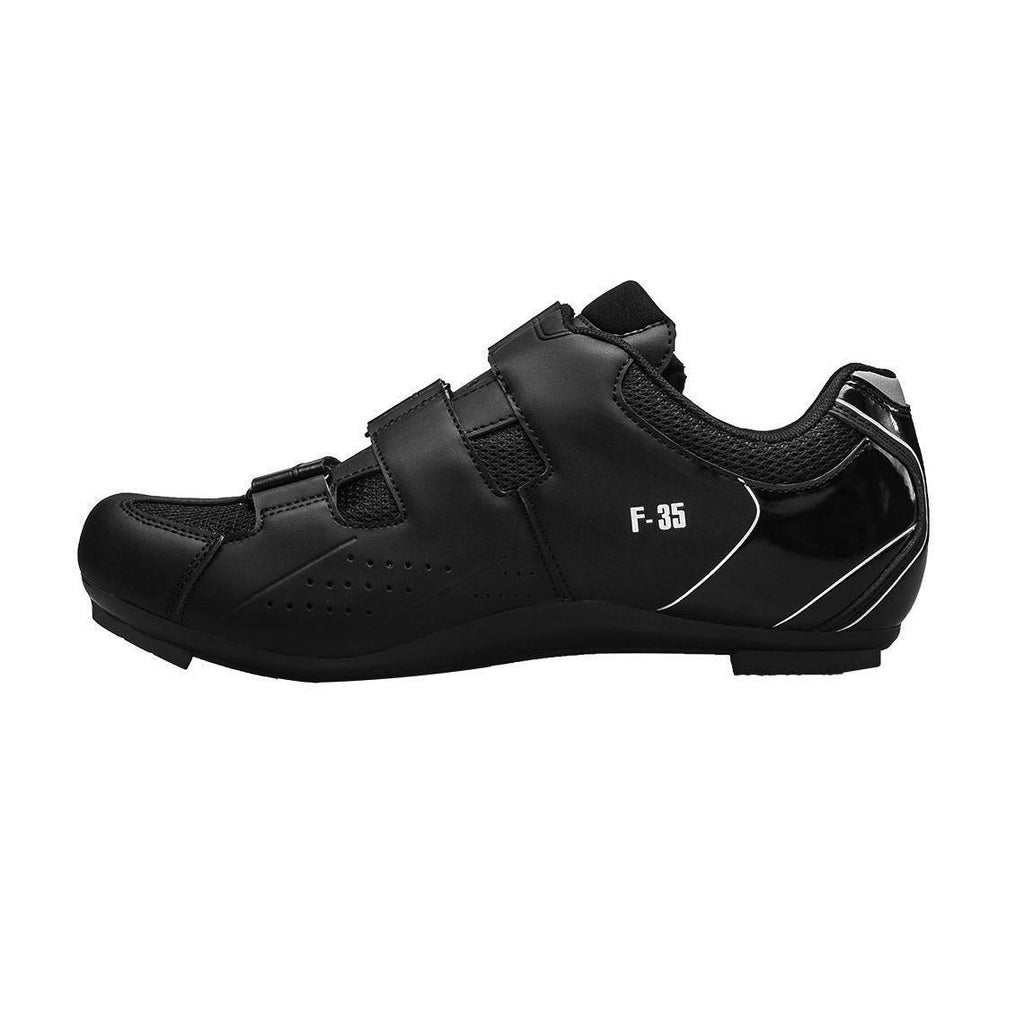 FLR F-35 III Road Shoes - Black