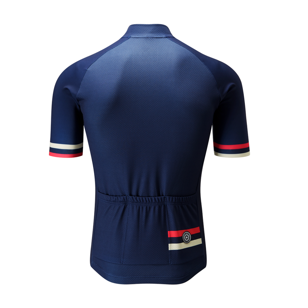 Chapeau! Club Logo Jersey - Midnight Blue