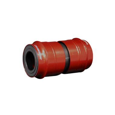 CyclingCeramic PF30 Shimano Bottom Bracket - Red