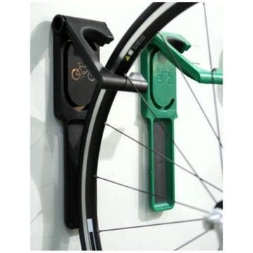 Cycloc Endo Wall Bike Rack - Black - SpinWarriors