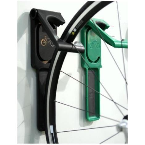 Cycloc Endo Wall Bike Rack - Black