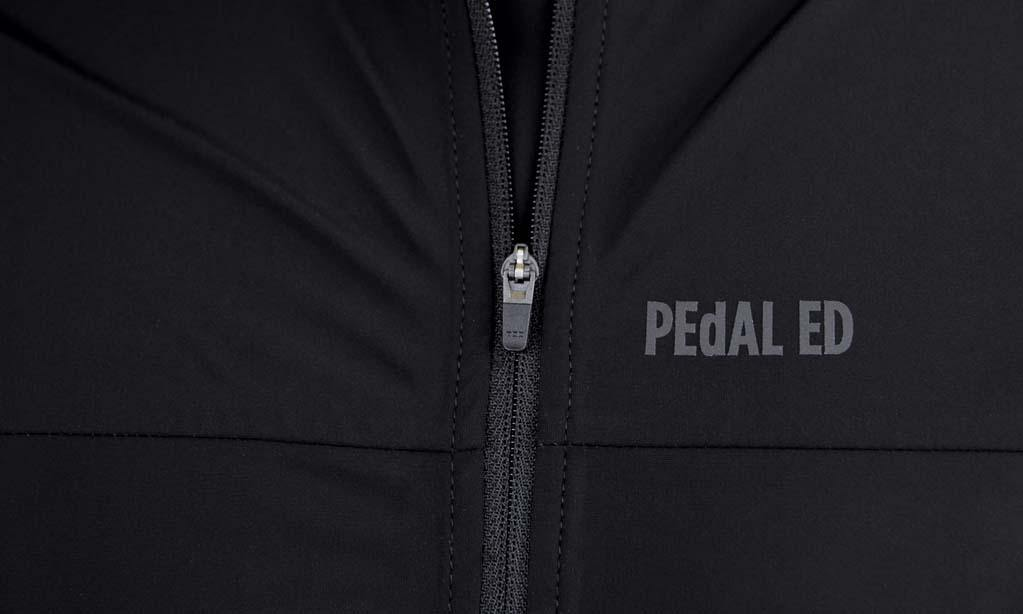PeDAL ED Nachi Waterproof Jacket - Black