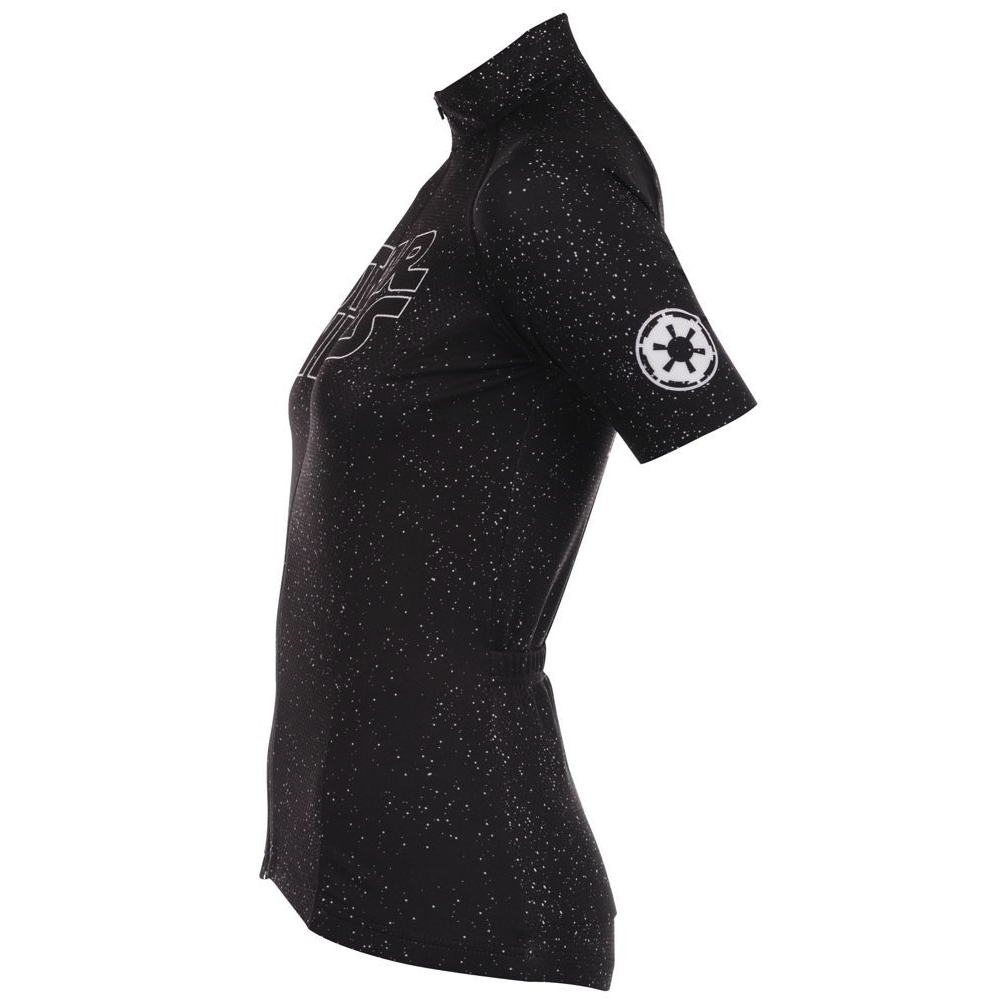 Bioracer Star Wars Logo Woman Jersey - Black