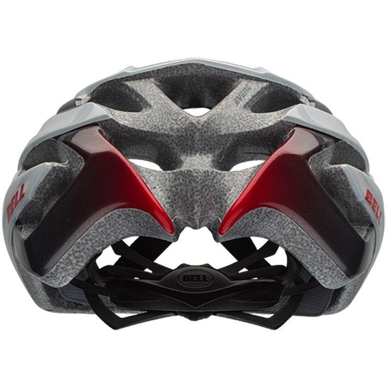 Bell Event Helmet - White Red Superficial