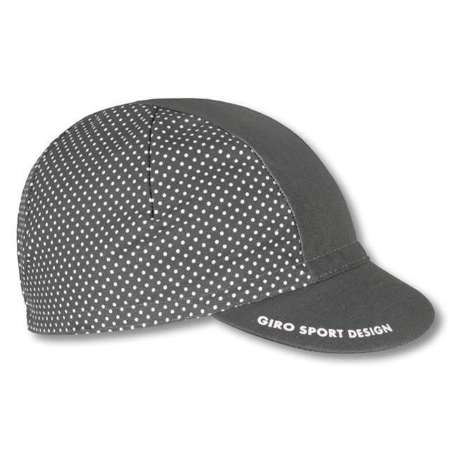 Giro Classic Cotton Cap - Dark Shadow/White Dot