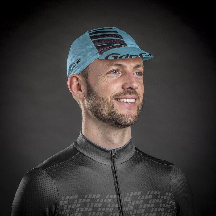 GripGrab Lightweight Summer Cycling Cap - Blue
