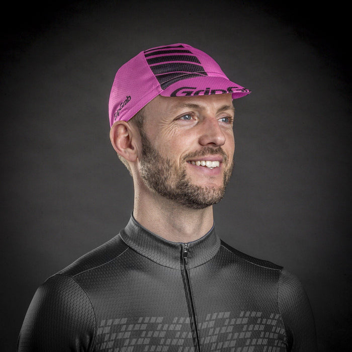 GripGrab Lightweight Summer Cycling Cap - Pink