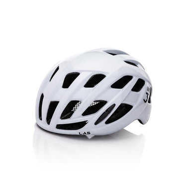 LAS Xeno Helmet - Ice White - SpinWarriors