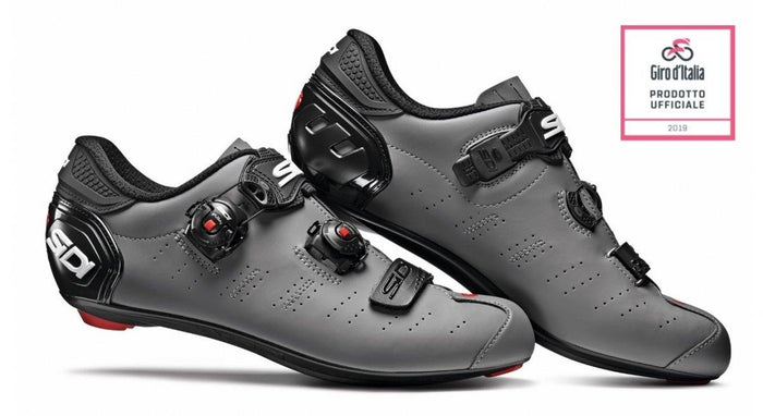 Sidi Ergo 5 Carbon Road Shoes - Giro D'Italia Limited Edition