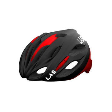 LAS Cobalto Helmet - Matt Black/Red - SpinWarriors