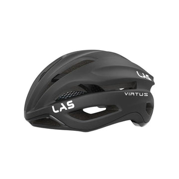 LAS Virtus Carbon Helmet - Matt Black Carbon - SpinWarriors