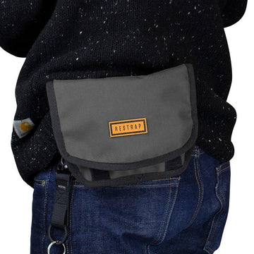 Restrap Hip Pouch - Grey - SpinWarriors